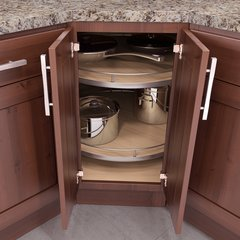 ReCorner Maxx Full Round Lazy Susan 30 inch Maple