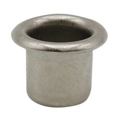 1/4 inch Shelf Grommet Bright Chrome