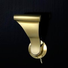 "UltraLatch for 1-3/4"" Door W/ Privacy Latch Satin Brass"