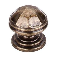 Britannia 1-1/4 Inch Diameter German Bronze Cabinet Knob <small>(#M24)</small>