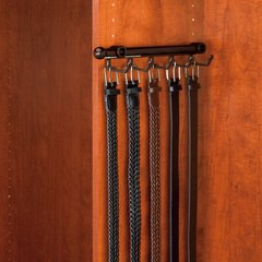 "Belt/Scarf 14"" Organizer Oil Rubbed Bronze"