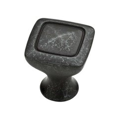 Iron Craft II 1-1/8 Inch Diameter Wrought Iron Cabinet Knob