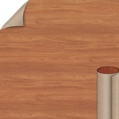 Oiled Cherry Pionite Laminate 4X8 Vertical Suede