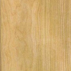 Cherry Wood Veneer Plain Sliced PSA Backer 4 feet x 8 feet