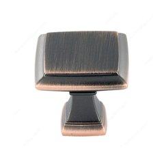 Heritage 1-1/2 Inch Diameter Oil-Rubbed Bronze Cabinet Knob