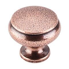 Tuscany 1-1/4 Inch Diameter Old English Copper Cabinet Knob <small>(#M209)</small>