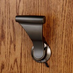UltraLatch For 1-3/8 inch Door with Privacy Latch Oil Rubbed Bronze <small>(#L18P-10B)</small>
