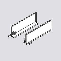 Legrabox C 16 inch Drawer Profile Left/Right Orion Gray <small>(#770C4002S)</small>