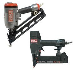 Senco Pneumatic 15 Gauge Finish Nailer-Commercial Grade