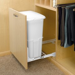 Rev-A-Shelf HPRV Pull-Out Hamper With Lid HPRV-1925 S