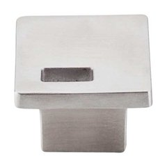 Sanctuary II 1-3/4 Inch Diameter Stainless Steel Cabinet Knob <small>(#TK269SS)</small>