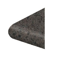 Wilsonart Crescent Bevel Edge Raven Gemstone - 12 Ft