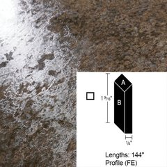 Wilsonart Bevel Edge - Deepstar Agate-12Ft