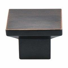 Elevate 1-9/16 Inch Diameter Verona Bronze Cabinet Knob