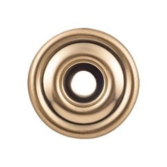 "Devon Brixton Backplate 1 3/8 "" Dia Honey Bronze <small>(#TK890HB)</small>"