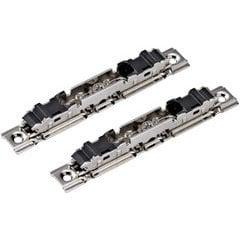 Aventos Wood/Wide Alum Door Hardware Set