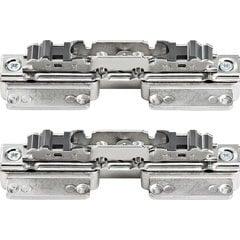 Aventos Narrow Aluminum Door Hardware Set