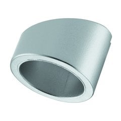Loox 2022 Wedge Shaped Surface Mount Ring Silver