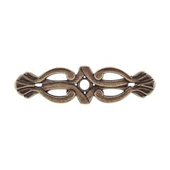 Tuscany 3-3/16 Inch Length German Bronze Back-plate