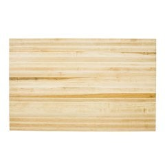 "54"" Hard Maple Edge Grain Butcher Block Top Only"