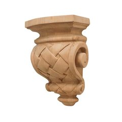 "Cottage Corbel 5-7/8"" X 9"" Cherry <small>(#198.08.610)</small>"