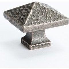 American Craftsman 1-1/4 Inch Diameter Dark Copper Cabinet Knob