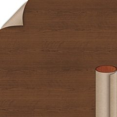 Burnished Cherry Arborite Laminate Vertical 4X8 Velvatex