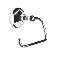 Vera Toilet Paper Holder Polished Chrome