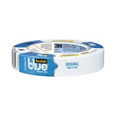 3M Scotch Blue Painter's Tape 1 inch x 60 yd Blue