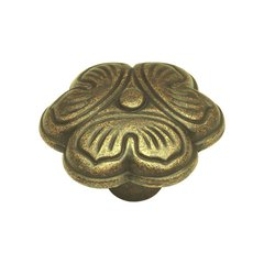 Palmetto 1-1/4 Inch Diameter Windover Antique Cabinet Knob
