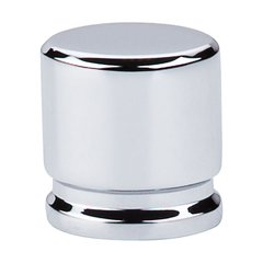 Sanctuary 1-1/8 Inch Length Polished Chrome Cabinet Knob <small>(#TK59PC)</small>