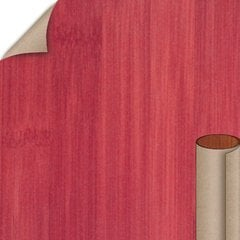 Red Dragon Bamboo Textured Finish 4 ft. x 8 ft. Vertical Grade Laminate Sheet