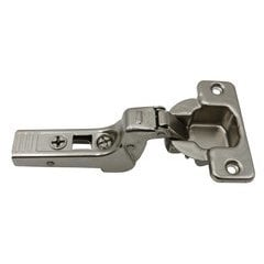 Clip-top 95 Degree Thick Door Hinge Inset / Self-Closing