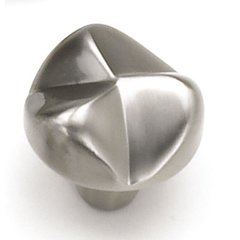 Pacifica 1-1/2 Inch Diameter Satin Nickel Cabinet Knob