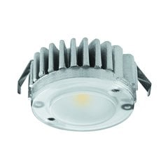 Hafele Loox 2040 12V LED Recess/Surface Mount Spotlight Cool White 833.72.141