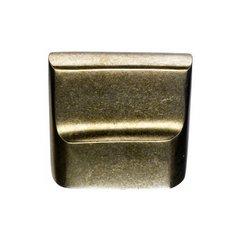 Aspen 7/8 Inch Center to Center Light Bronze Cabinet Knob <small>(#M1501)</small>