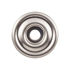 "Devon Brixton Backplate 1 3/8 "" Dia Brushed Satin Nickel <small>(#TK890BSN)</small>"
