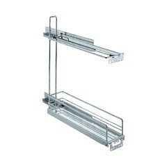 Base Pullout For Baking Trays 90 Degree Chrome