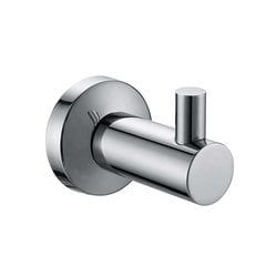 Nirvana Robe Hook Polished Stainless Steel