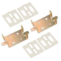 1500 Series Adapter Kit For 1-3/4 inch Doors