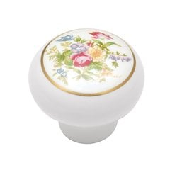 "English Cozy Knob 1-3/8"" Dia Bouquet"