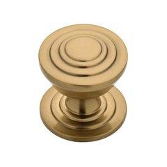 Julian 1-3/16 Inch Diameter Champagne Bronze Cabinet Knob