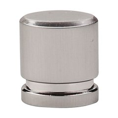 Sanctuary 1 Inch Length Brushed Satin Nickel Cabinet Knob <small>(#TK57BSN)</small>