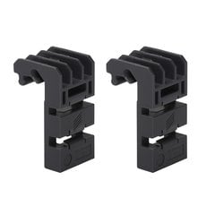 Grant SD/HD Fascia Wall Mount Clip Set (2 Clips) <small>(#9203752)</small>