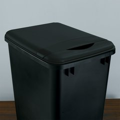 Flip Up Lid For 35 Quart Container - Black