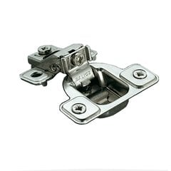 Salice Excenthree Face Frame Hinge 1/2 inch Overlay