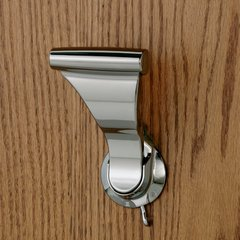 "UltraLatch for 2"" Door W/ Privacy Latch Bright Nickel <small>(#L34P-14)</small>"