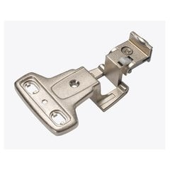 MB 8310 Institutional Hinge Arm Full Overlay Nickel Plated