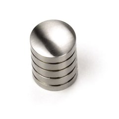 Delano 5/8 Inch Diameter Brushed Satin Nickel Cabinet Knob