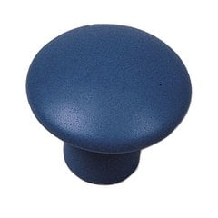 Mesa 1-3/8 Inch Diameter Matte Slate Cabinet Knob <small>(#03980)</small>